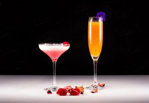 Klasszikus és egyedi koktélok, italok rendezvényre, esküvőre, Topgunlive Show
