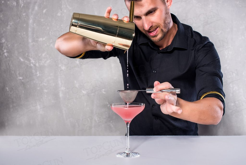 Németh Topgun Norbert, Bartender, bármixer bérlés, mobil koktélbár, TopGunLive Show